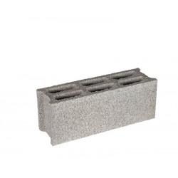 Parpaing creux 15x20x50 cm NF