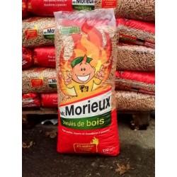 Bois granulés Mr Morieux -...